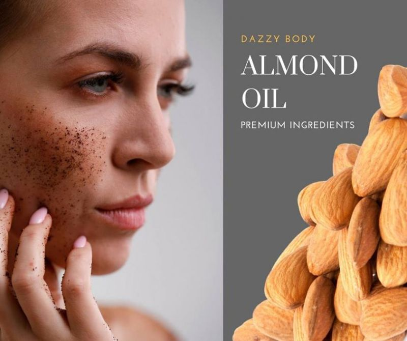 Almond oil, the premium ingredient